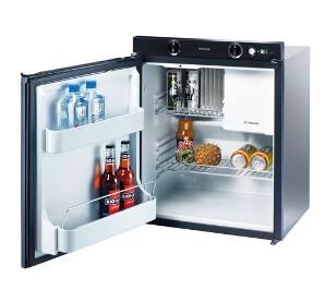 koelkast voor de caravan