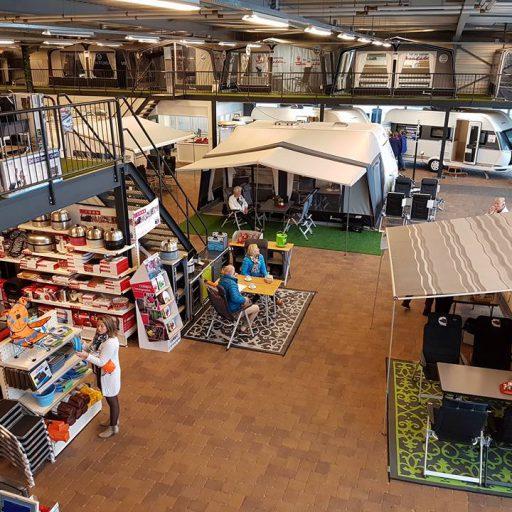 Caravan winkel accessoires Caravan Centrum emmen